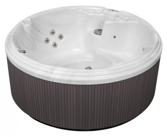 MyLine Spa Earth Whirlpool Jacuzzi Spa von Wellis