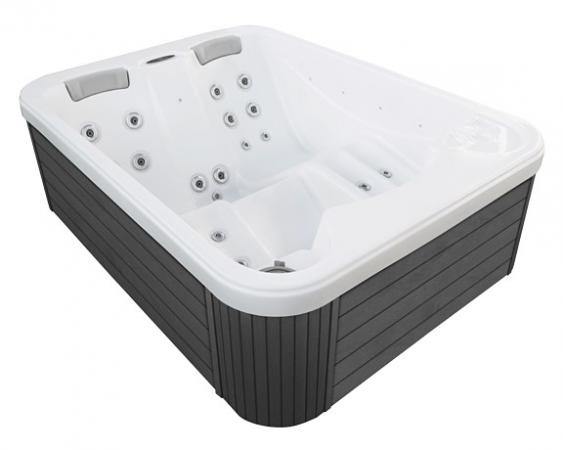 MyLine Spa Sun Plug&Play Whirlpool Jacuzzi Spa von Wellis